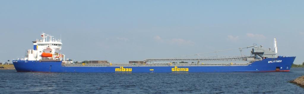 Bulk Carrier Splittnes