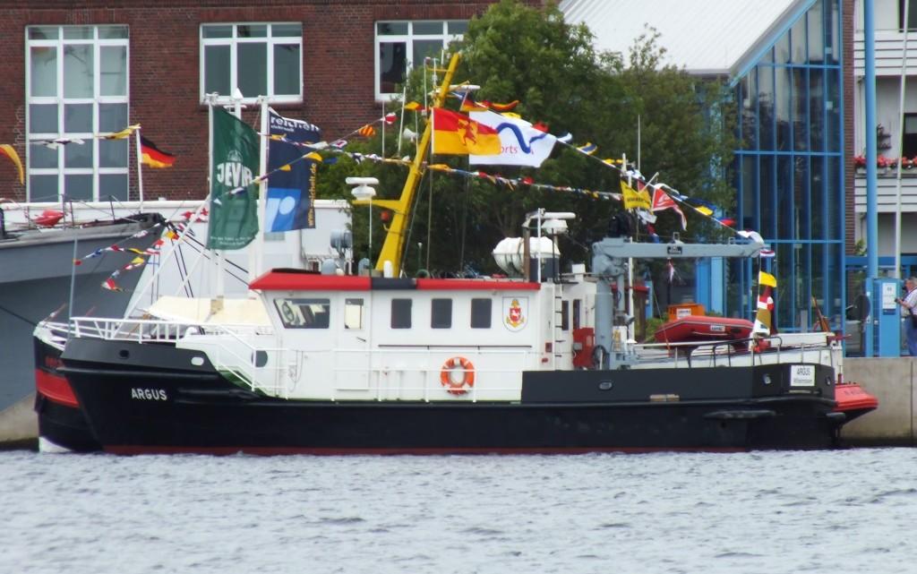 Mehrzweckboot Argus