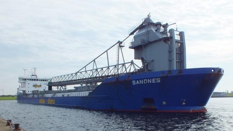 Sandnes Nordhafen