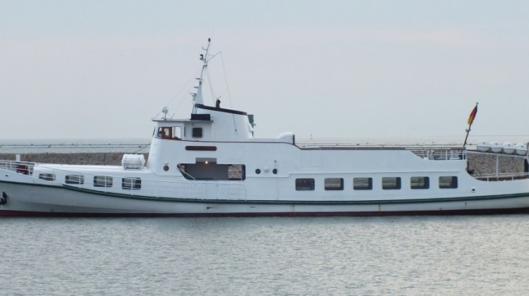 Seebäderschiff Jens Albrecht