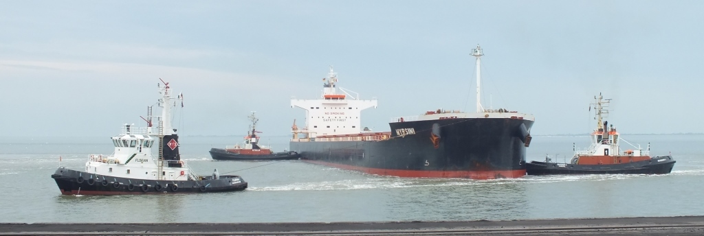 Bulk Carrier Myrsini