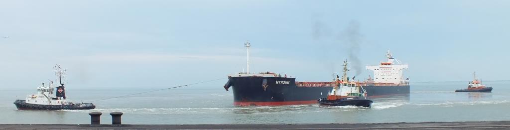 Bulk Carrier Myrsini