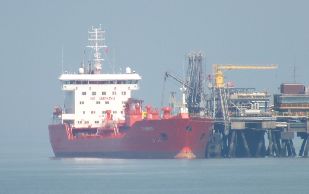 Tanker Stenberg