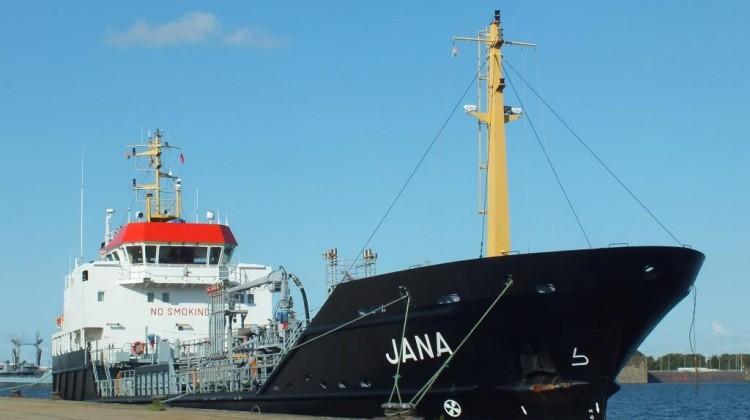 Tanker Jana