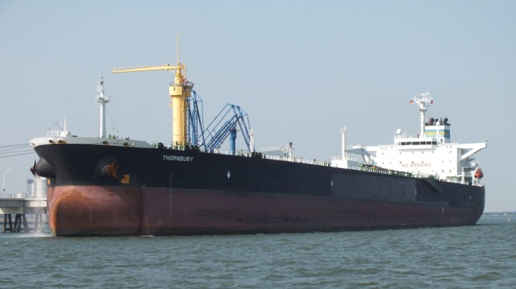 Tanker Thornbury