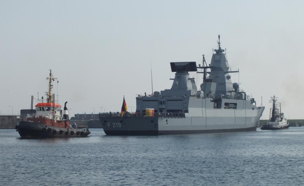 Fregatte Sachsen