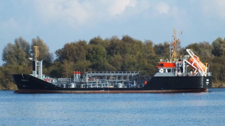 Ebba 2 im Nordhafen